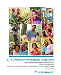 Image of 2019 CHNA Report Cover