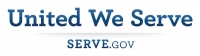 United We Serve Logo