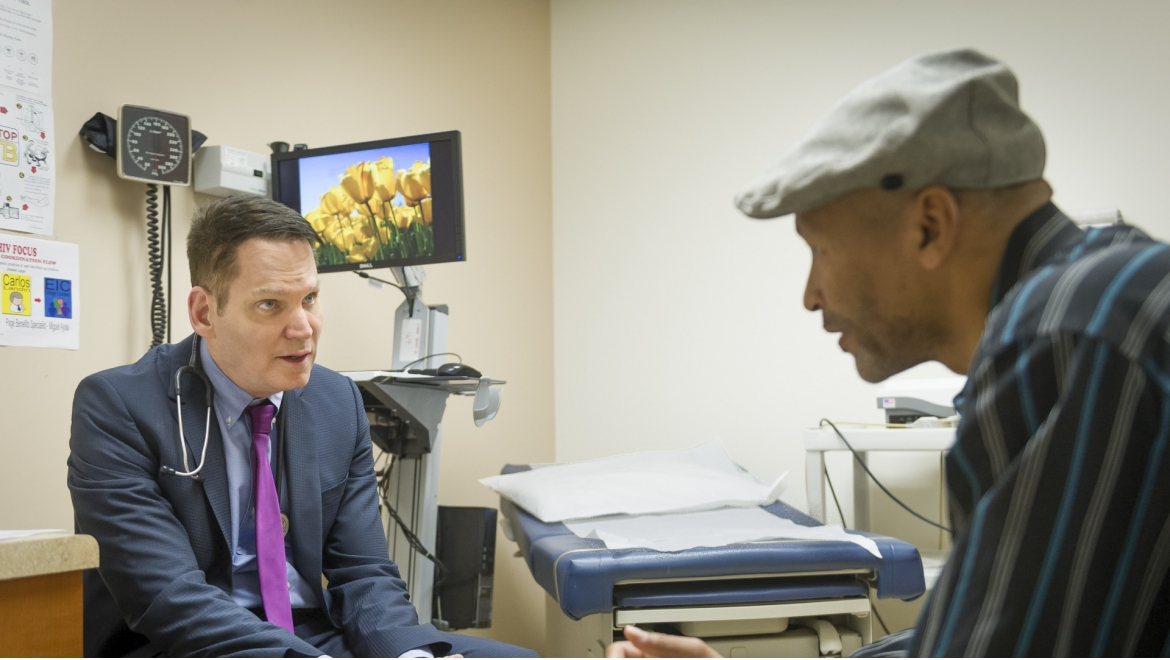 Dr. Gregerson of the JWCH