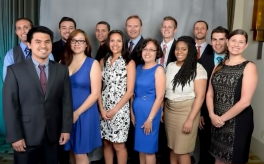 Thumbnail image of Diversity: 14 Med Students Honored