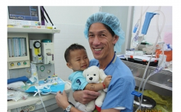 Thumbnail image of Putting a Smile on Children's Faces in Vietnam