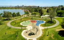 Thumbnail image of Ken Malloy Park Offers Fitness Fun for All Ages