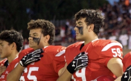 Thumbnail image of Hollywood High School Twin Brothers to Walk in 2018 Rose Parade