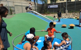 Thumbnail image of East Hollywood's New Carlton Way Park Gets Community Moving